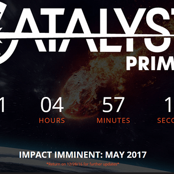 The Catalyst Prime Website Is Counting Down To Free Comic Book Day