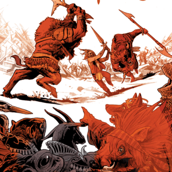 The Autumnlands: Tooth And Claw – 24 Trades Of Christmas