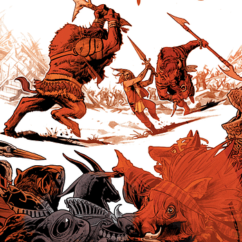 The Autumnlands: Tooth And Claw &#8211 24 Trades Of Christmas