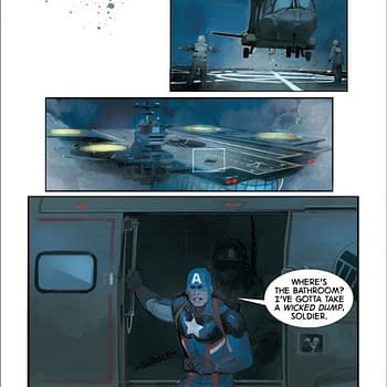 Improbable Previews: Civil War 2 Limps To The Finish Line With The Oath #1