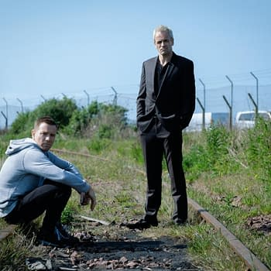 Ewan McGregor Is Spotting Trains Again