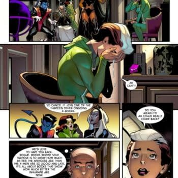 Improbable Previews: What The Hell Is Going On In Uncanny Avengers #18?