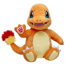 And Charmander Makes Three As Build-A-Bear Increase Pokemon Line