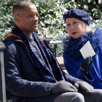 Helen Mirren's Angel Of Death Practices Tough Love With Will Smith In Collateral Beauty