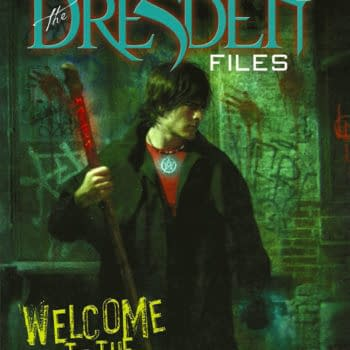 Jim Butcher's Dresden Files: Welcome To The Jungle – 24 Trades Of Christmas