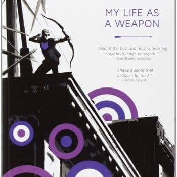 Hawkeye: My Life As A Weapon – 24 Trades Of Christmas
