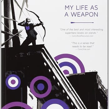 Hawkeye: My Life As A Weapon &#8211 24 Trades Of Christmas