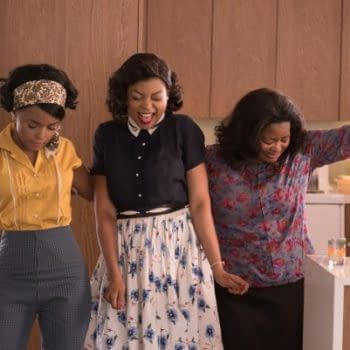 Review: 'Hidden Figures', Finally A Story Celebrating Women In The Space Race