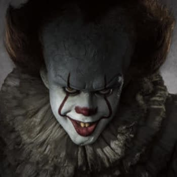 'IT: Chapter Two': Bill Skarsgård Discusses Becoming a More Vicious Pennywise For the Sequel