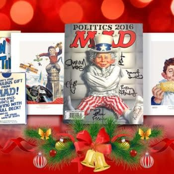 MAD Magazine Offers Up A Holiday Gift Bag