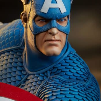 Sideshow Assembles The Avengers With Captain America