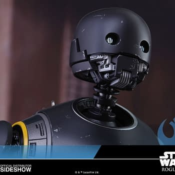 K-2SO From Rogue One Gets A Sixth Scale Figure From Hot Toys