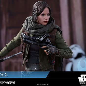 Hot Toys Reveals Jyn Erso Sixth-Scale Figure