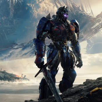 New 'Transformers: The Last Knight' Poster Features Stonehenge