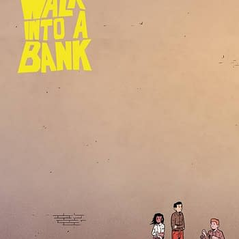 Matthew Rosenberg On Saving Comics Journo Deathmatches And The Eagerly Anticipated 4 Kids Walk Into A Bank #3