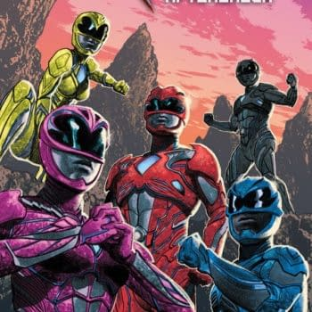 Power Rangers Movie Sequel To Be A Comic Book From BOOM! Studios