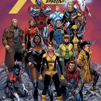 Ken Lashley On X-Men Prime For ResurrXion – And All The Writers Join In