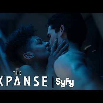 The Expanse Brings In The Martian Marines For Season 2