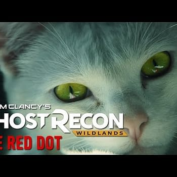 Ghost Recon Wildlands Live Action Trailer Has Best Use Of Cat In A While