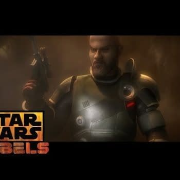 Before Rogue One, Saw Gerrera Was A Rebel