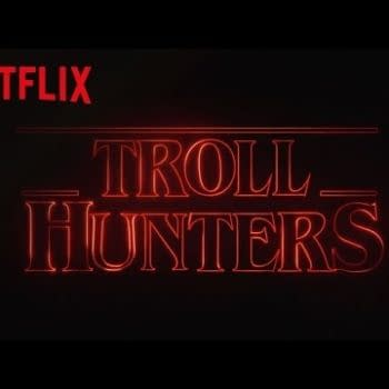 Netflix Gets Meta Onto Itself Finding Stranger Things In Trollhunters
