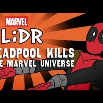 TL;DR Breaksdown Deadpool Kills The Marvel Universe As A Deeply Philosophical Epic