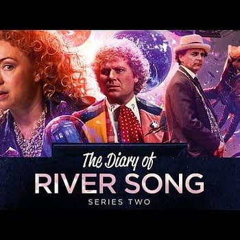 River Song Meets The Sixth And Seventh Doctors