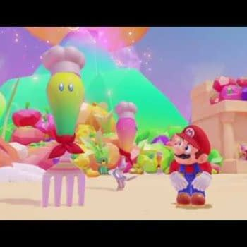 Super Mario Odyssey Is The First Nintendo Switch Outing For Mario