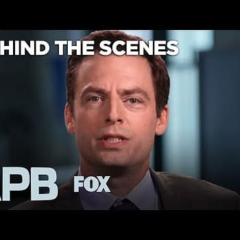 Justin Kirk Introduces Us To Gideon Reeves Of APB