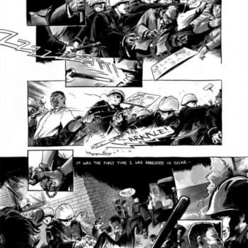 """After Donald Trump Attacks Congressman John Lewis, His Graphic Novel """"March"""" Becomes The Best Selling Book On Amazon (UPDATE)"""