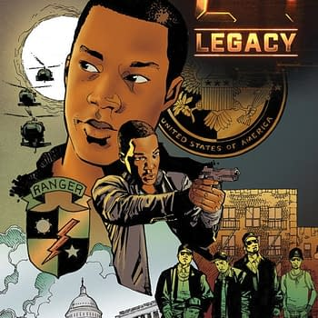 24 Spin-Off 24: Legacy Gets A Prequel Comic From IDW In April