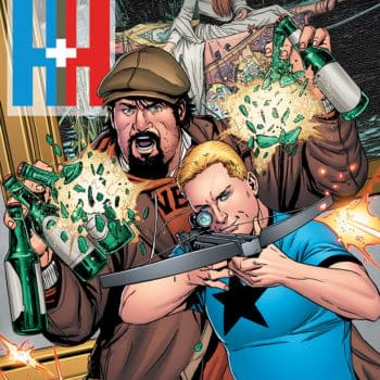 Roberts And Norton Keep The Craziness Going In A&A: The Adventures Of Archer & Armstrong #11
