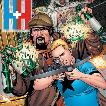 Roberts And Norton Keep The Craziness Going In A&#038A: The Adventures Of Archer &#038 Armstrong #11