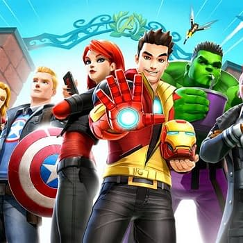 Addictive &amp Frustrating: Avengers Academy Review