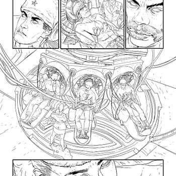 Superman And Wolverine Artist Renato Guedes First Interiors For Valiant