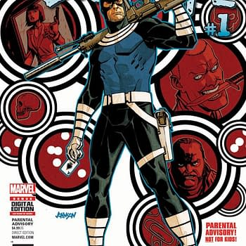 Bullseye Takes Aim at Marvel in February