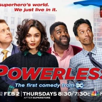 First Official Powerless Teaser Trailer Is Like Whole New Show