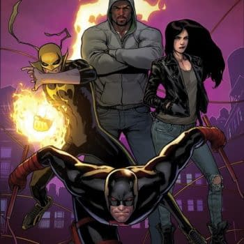 As Bleeding Cool Predicted, Brian Bendis To Write New Defenders Series For Marvel With David Marquez