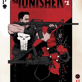 Marvel Confirms Bleeding Cool Scoop Announces Van Lente And Perez On Deadpool Vs. Punisher
