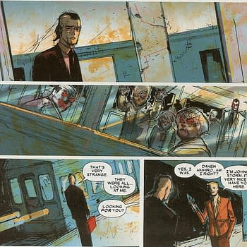 Motorcycle Emptiness – The Few #1 Review