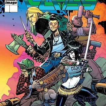 Monthly Variant Themes For Image 25th Begin With Cyber Force Variant For Deadly Class In February