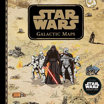 Follow A Map Of Star Wars Canon