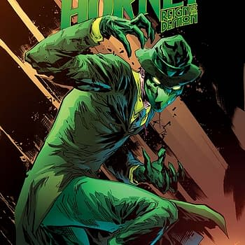 Putting The Green Hornet Against Another Costumed Vigilante