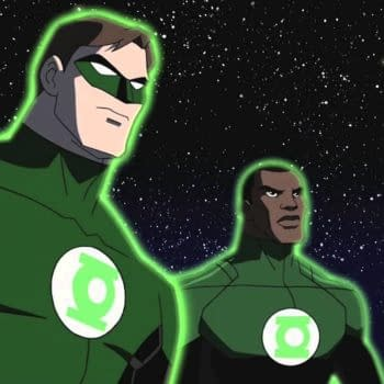 Green Lantern Corps. Film Lives as Geoff Johns Exits DC Entertainment