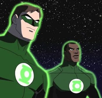 Report: Goyer Rhodes Tapped In Aggressive Plan To Produce Hal Jordan/John Stewart Green Lantern Corps Film