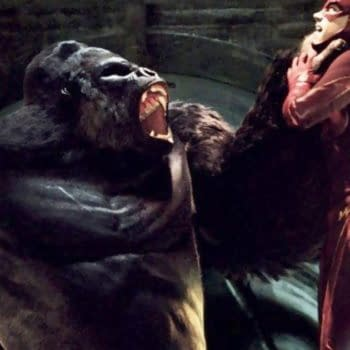 Julian Albert Wants To Go To The Planet Of The Apes In Latest Flash Trailer