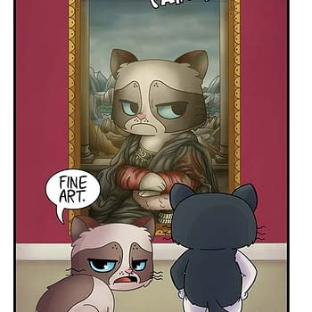 The Complete First Chapter Of Grumpy Cat Vol 3: Grumpus