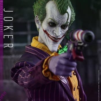 Hot Toys Arkham Asylum Joker Is What You All Have Been Waiting For