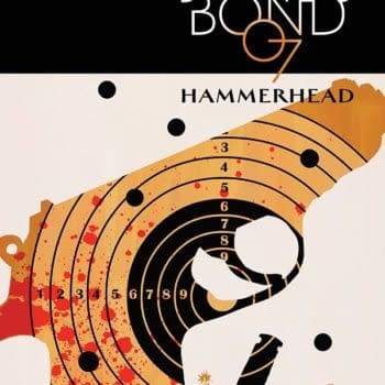 Exclusive Extended Previews Of James Bond: Hammerhead #4 And KISS #4