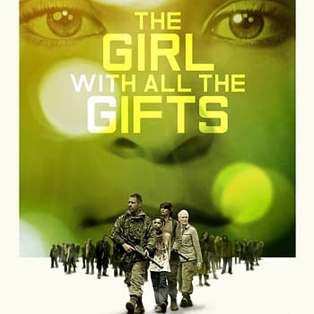 Glenn Close In A Zombie Movie New Trailer For The Girl With All The Gifts Drops